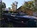 3000  1995 MB flat bottom direct drive ski and wakeboard boat 351 -300HP 750hrs on motor custom