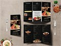 SPECIALS AR Graphics CoQTY-10000 Restaurant Menus or Informational Brochures Size 11 x 17