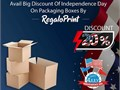 You can access fine quality packaging solutions at RegaloPrint We have trained staff for designing