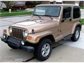 1999 Jeep Wrangler Sahara Used 93552 miles Private Party SUV 6 Cyl Beige Beige Excellent con