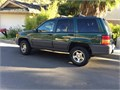 1998 Jeep Cherokee 4x4 SUV ORIGINAL OWNER All Records Since New Has A New Transmission New