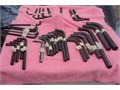 Allen  Hex Keys different sizes up to 1 All or nothing Quantity 32 Keys All 32 For 60 Cash Only