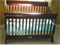 This bed 4 in 1 Crib is by Delta Childrens Products that is brand new unused Style No 7888-20
