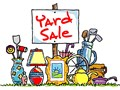 Yard Sale - Furniture - Clothes - Electronics - Tools - Housewares - Books - Music - DVDs - Bric-A-B