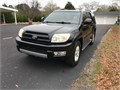 Black 2003 Toyota 4Runner Limited 4WD SUV is beautiful and in great working con
