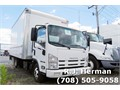 2012 Isuzu NPR HD 16 ft Under CDL Straight TruckDieselAuto30672 Miles16 ft X 102 Morgan