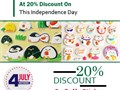 You can own custom puffy stickers made by masters at a 20 discount Yes This is a real offer And