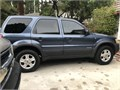2001 Ford escape navy blue tinted windows clean interior 166000 miles automatic transmission great c