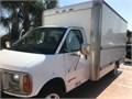 GMC SAVANA CUTAWAY 3500 FOR SALEyear 2001motor 57 V8 Gasolinemiles 163000 original 15 F