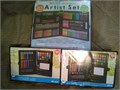 169 pc art 101 art set and 2 100 pc creatology art setsall come together for 1price