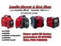 Brand new in the box super quiet Honda Generators EU series on SALE Call for pricing Models eu