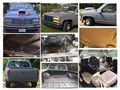 1990 Chevrolet C 1500 Pickup Truck Body race set up new tires  wheels fuel cell no motor nor tr