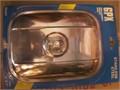 K Source Universal Truck Mirror RH057  MIRROR HEAD 5 X 7 STAINLESS