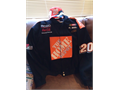 Nascar Tony Stewart 20 Home Depot Team Jacket w hat From Chase Authentics New XL 10000 310-67