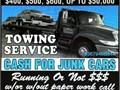 323-482-5104 CASH FOR ANY UNWANTED ABANDONED CRASH BURN WRECKED CAR TRUCK VAN SUV OR FORKLIFT