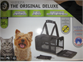pet travel carrier suitable for small mid size pets allowed to travel on board with your pet whil