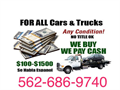 562686-9740 Everyone is getting paid top dollars Junk and towing buyers are waiting to help answe
