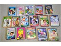 16 Assorted Kids  Childrens DVDs cartoons movies all in cases all in great quality boxes an