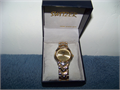 Switzer watch for men new in the original box  Japan Quartz movement  Great for a gift as well