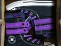 NEW IN BOX Converse Glendale Hi-Top Sneakers Size 1 US Chuck Taylor All-Star  Kids Shoes Darin