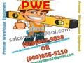 Premier Warehouse Equipment Inc is a California based material handling integrator specializing in
