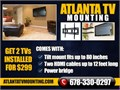 Atlanta TV Mounting Inc has over 20 years experience in the audio visual and handyman servicesGi