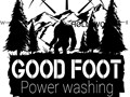 GOOD FOOT POWER WASHING Driveway and house pressure washing Top quality work 20 a square foot