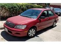 2002 Mitsubishi Lancer Private Party Good condition Great Transportation Car  Sedan 4 Cyl Red
