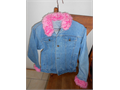 Denim Jacket for a Girls-teen size 14 in great condition 15 plus shippin feesemail if intereste