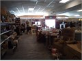 Entire thrift store inventory liquidation for one price also sell in part items including furnitur
