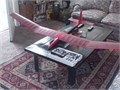 remote control glider plain 125 for more info call 818 248 1344 12500 818-248-1344