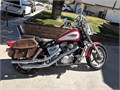 Honda Shadow 1100  Red and White Runs great 300 saddle bags included lockable  Just fully ser