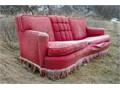 Get rid of your unwanted couch or recliner chair Give us a call and we will haul it away for a f