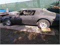 1977 Pontiac Firebird engine and transmission is not connected 520000 626-235-4415