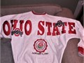 original Ohio state  1997 rose bowl sweat shirt   embroidered new