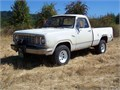 1977 Dodge W100 Power Wagon with 1968 440 Runs  drives For more information and pictures https