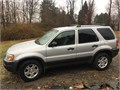 2004 Ford Escape XLT 4WD 118000 miles with remote starter new front brakes  rotors new exhaust