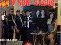 D Son Sabor SalsaMerengueCumbia Latin band available for all occasions Styles include Salsa cumbi