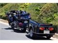 2007 Honda Goldwing Nav Comfort ABS and Escapade trailer