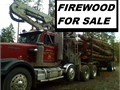 FIREWOOD for SALE We deliver Self Loader Log Loads Logs for Sale Firewood fir hemlock alder maple