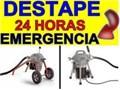 DESTAPES DE CAERIAS MIAMI 3053003283Saco su tupicion de inodoros fregadero