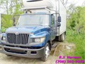 2012 Navistar Terrastar 16 ft NON-CDL Refrigerated Straight TruckMAXXFORCE 7 EPA10 Diesel  300