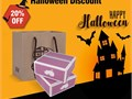 Its time to boost your business as a happy Halloween discount is out Grab this limited opportunity
