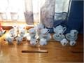 porcelain tea sets 5 each set 3 different sets