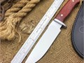 The Bowie knife has a legendary history and is known as the king of knives If you are looking for a