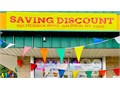 This is a discount store in BaldwinEverything is here from beauty items to toys and children items