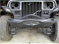 Hand Made Heavy Duty bumper for Jeep Wrangler YJ I can also make a bumper to fit any wrangler  Mad