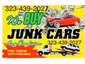 Auto junk cash for cars