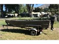14 ft Aluminum E-Z Loader Trailer 240000 OBO 509-860-0077 Bud