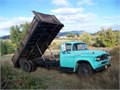 Functioning 16 foot dump bed Runs drives around my property For more information and pictures ht